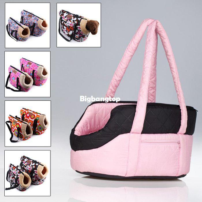 1509 pink dog carriers for small dogs bag for dog carrier bag gray