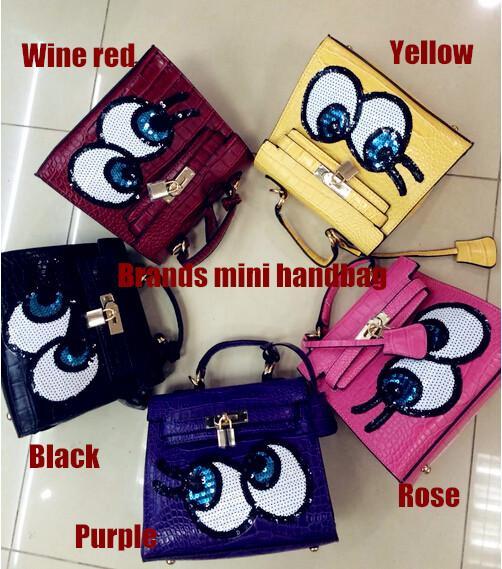 Creative Brands Bag Children's Leather Handbags Bags Baby's Mini ...