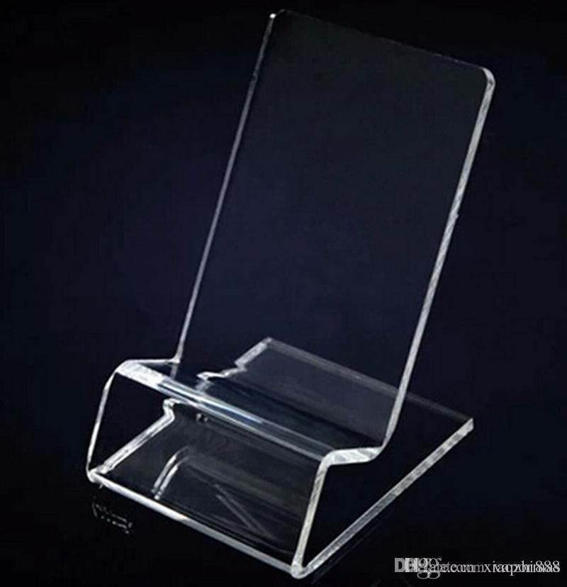 clear acrylic display stands 2