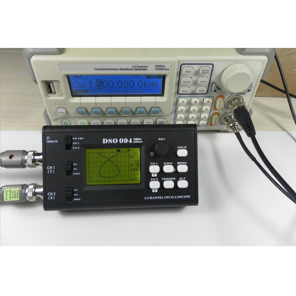 Best Usb Oscilloscope : Best portable mini digital storage oscilloscope msa s
