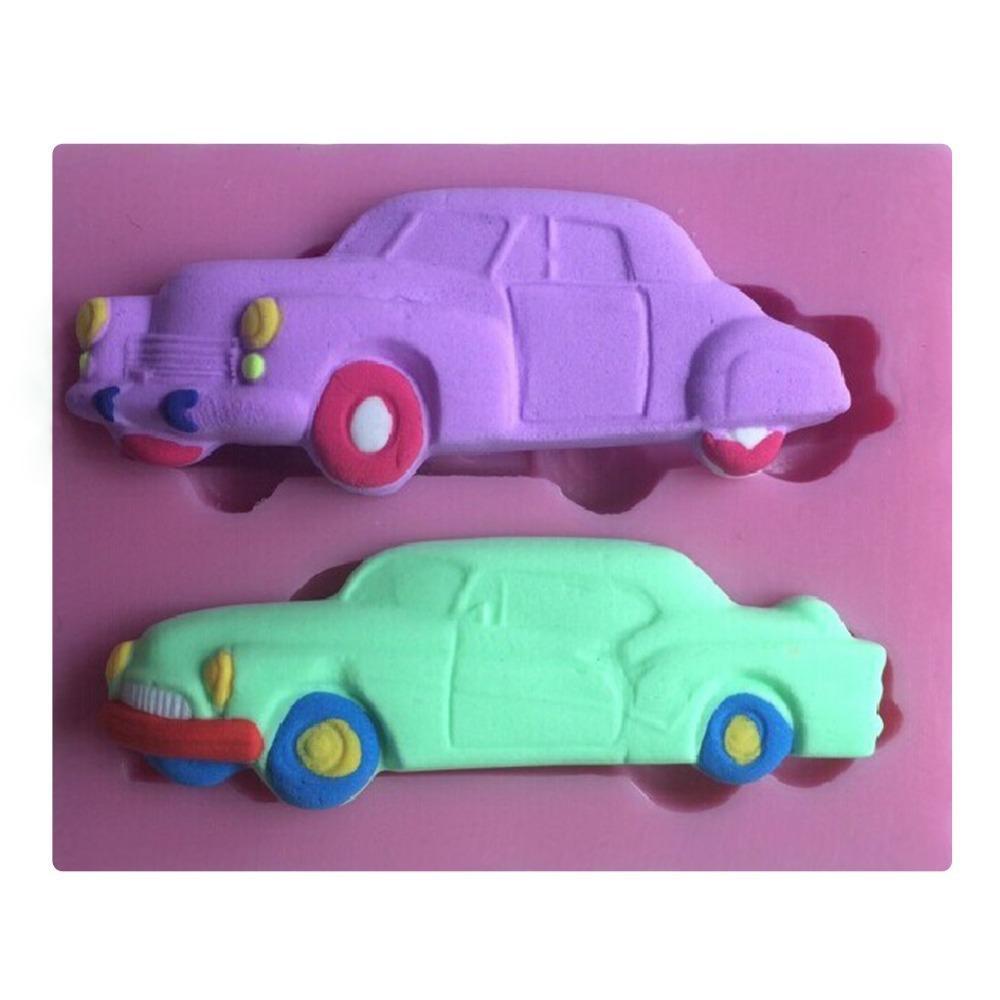 Classic Car Cake Molds
