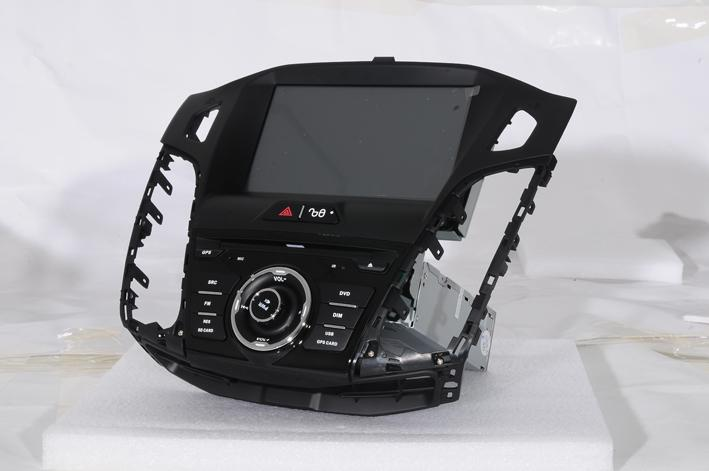 car dvd player for ford focus 2012 with gps ipod bluetooth steering. Cars Review. Best American Auto & Cars Review