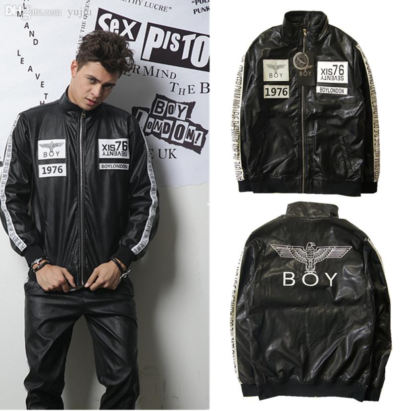 Fall Boy London Jacket Ma1 Bomber Jacket Men Moto Motorcycle Pilot ...