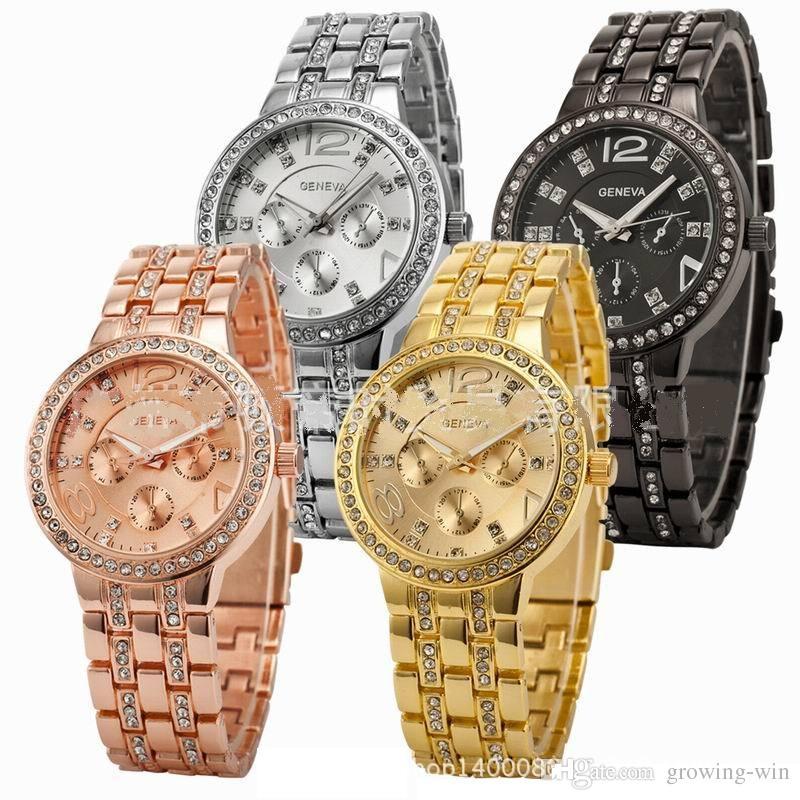 Rose Gold Watch Cheap Watches Rose Gold Diamond