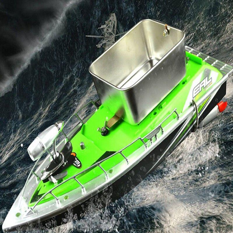 mini play nest ship rc bait lure fishing boat anti grass wind, Soft Baits