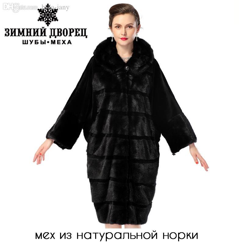 Wholesale-New Ladies Fashion Mink Fur Coats, Sable Fur Coat from ...