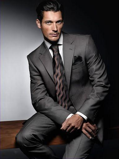 Grey Wedding Suits For Men, Bespoke Black Groom Suit,Navy Blue Men ...