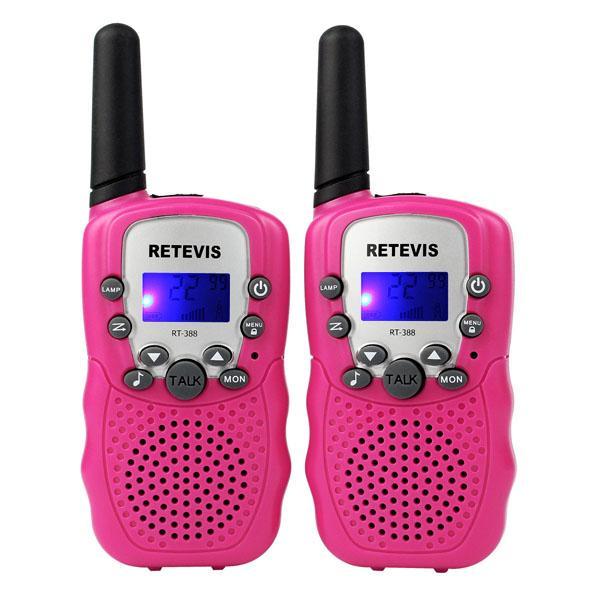 retevis rt 388 children walkie talkie uhf 22 channel vox scan ctcss dcs. Black Bedroom Furniture Sets. Home Design Ideas