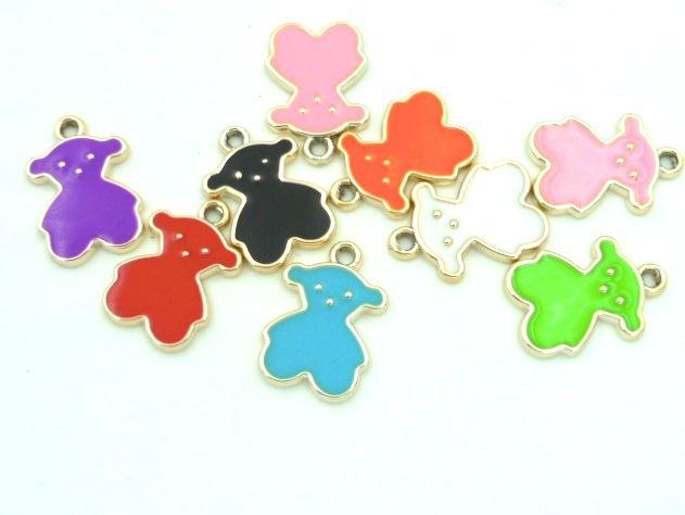 Wholesale diy jewelry making accessories ccb cartoon bear charms wholesale diy jewelry making accessories ccb cartoon bear charms pendants bulk mixed rose gold plated enamel charm for bracelet charm beeds pendant charm aloadofball Choice Image