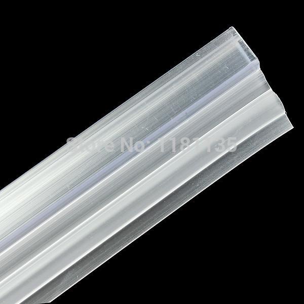 2018 bath shower screen seal strip 4 6mm curved flat glass. Black Bedroom Furniture Sets. Home Design Ideas