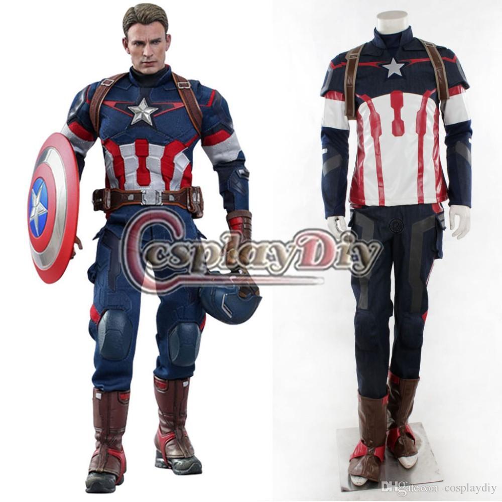 age of ultron avengers captain america costume steve
