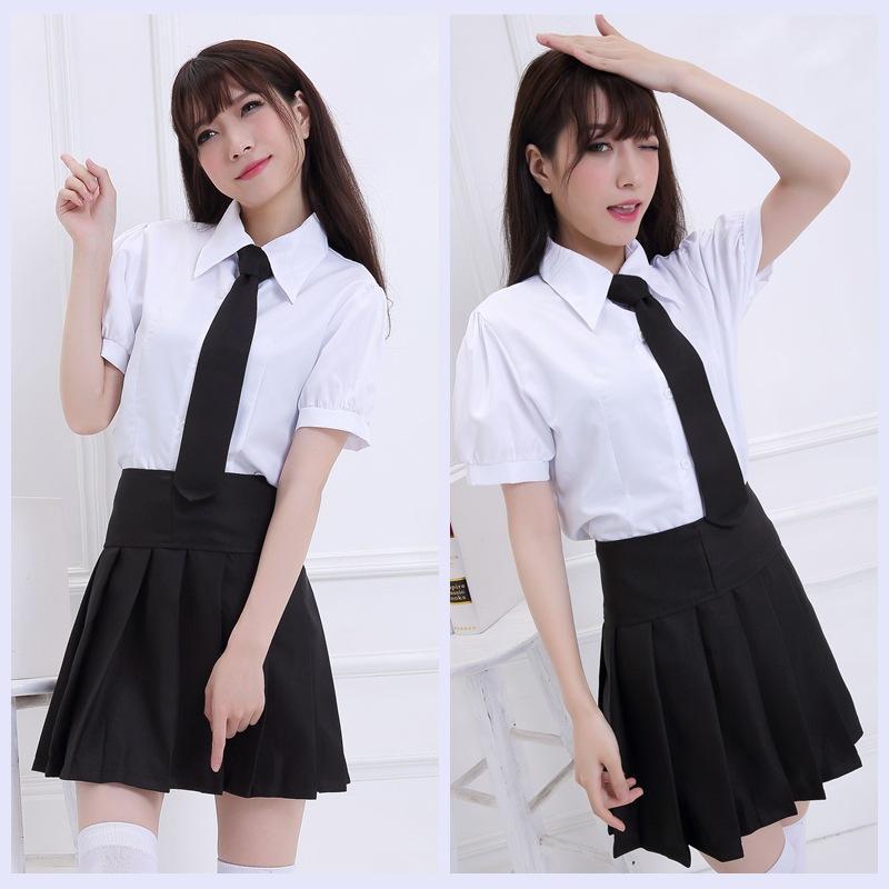 janpanese anime cute girls school uniform cosplay lovelive