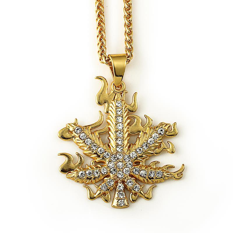Rapper Gold Chain Png With Design Decorating