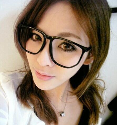 womens fashion glasses frames  Hot Sale 2014 New Designer Eye Glasses Retro Women Glasses Frame ...