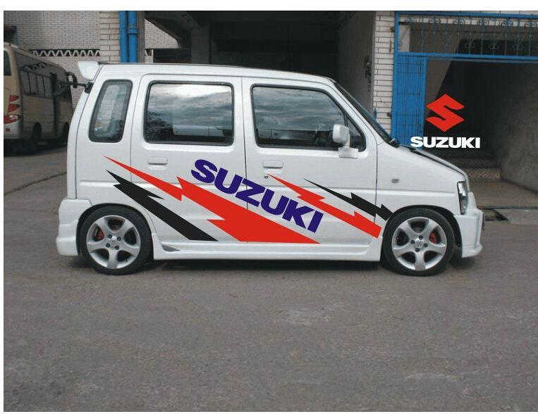 Suzuki Whole Car Stickers  Car Modified Car Stickers Big. Chota Bheem Banners. India Home Stickers. Cinderella Stickers. Different Language Lettering. Original Poster. Broken Signs Of Stroke. Soldier Lettering. Church Conference Banners