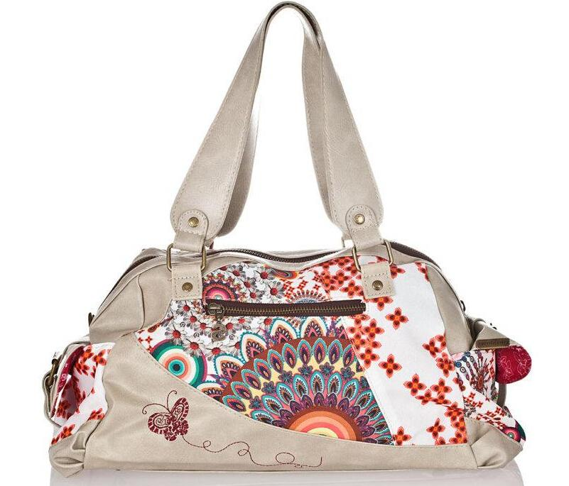 2015 New Desigual Womens Handbag Messenger Shoulder Bag 15