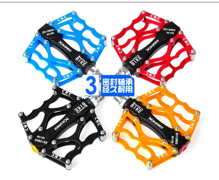 Bike Pedals Mountain Bike Pedals Road Bike Pedals Gold ...