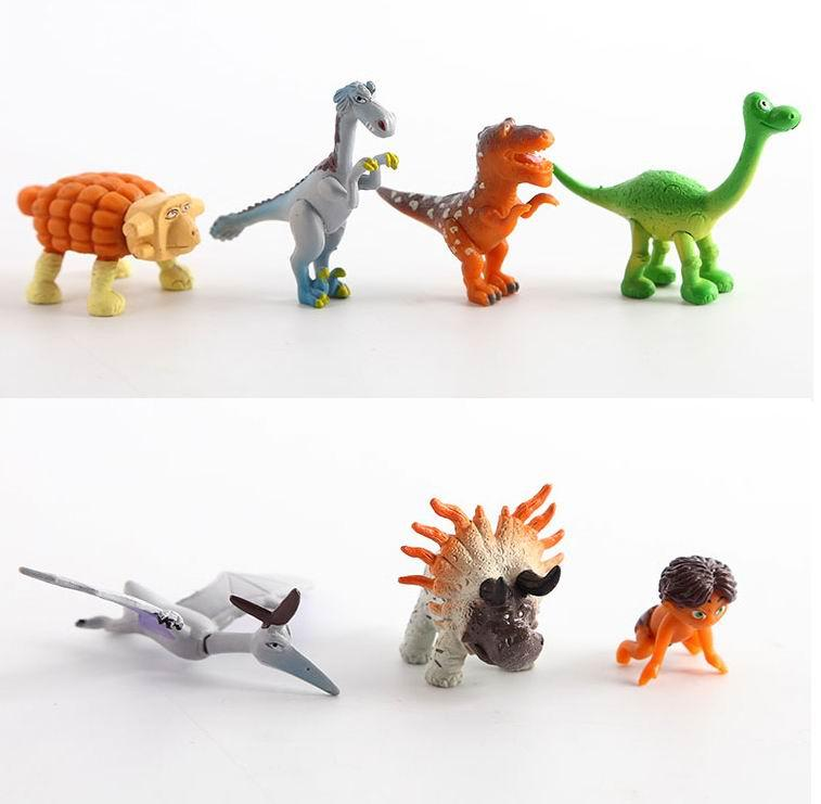 Dinosaur Toys For Boys : The good dinosaur figures pvc toys arlo