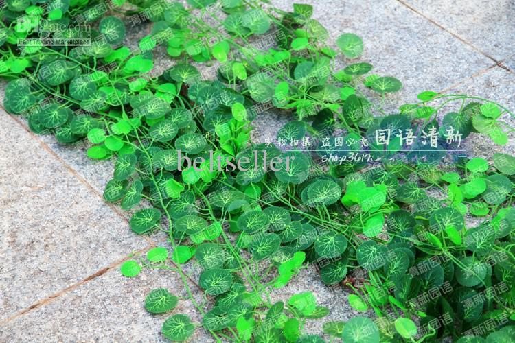 home wall garden fence decor artificial climbing vines rattan, Natural flower