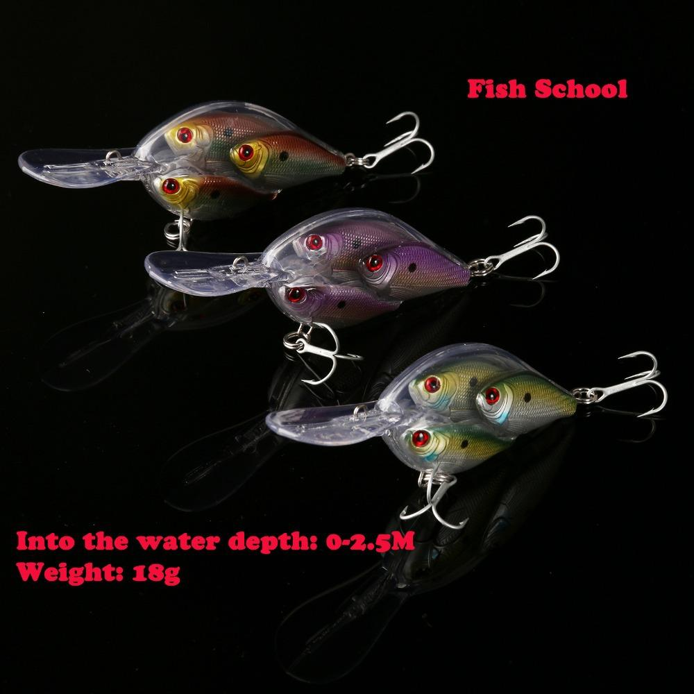 See larger image for School of fish lure