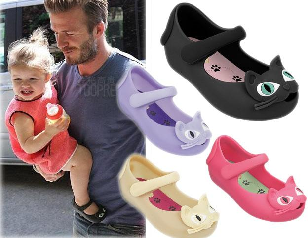 Mini Melissa Shoes Kids Melissa Cat Sandals With Fragrant ...