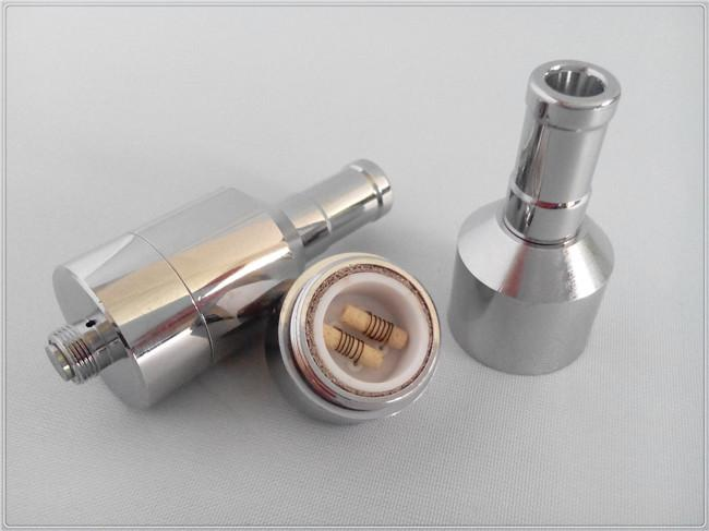 Ego With Dual Coil Tank Ego Wax Atomizer Dual Coil