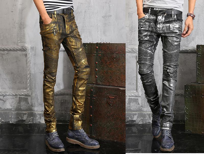 Mens silver jeans for cheap – Global fashion jeans collection
