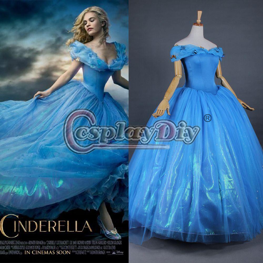 Discount Cheap Cinderella Dress Ball Gowns | 2017 Cheap Cinderella ...