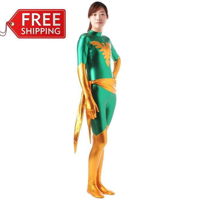 X Men Costume Adult Marvel Girl Phoenix Costume Women Halloween Costumes For Women Superhero Cosplay Supergirl Zentai Custom Group Costumes For Women