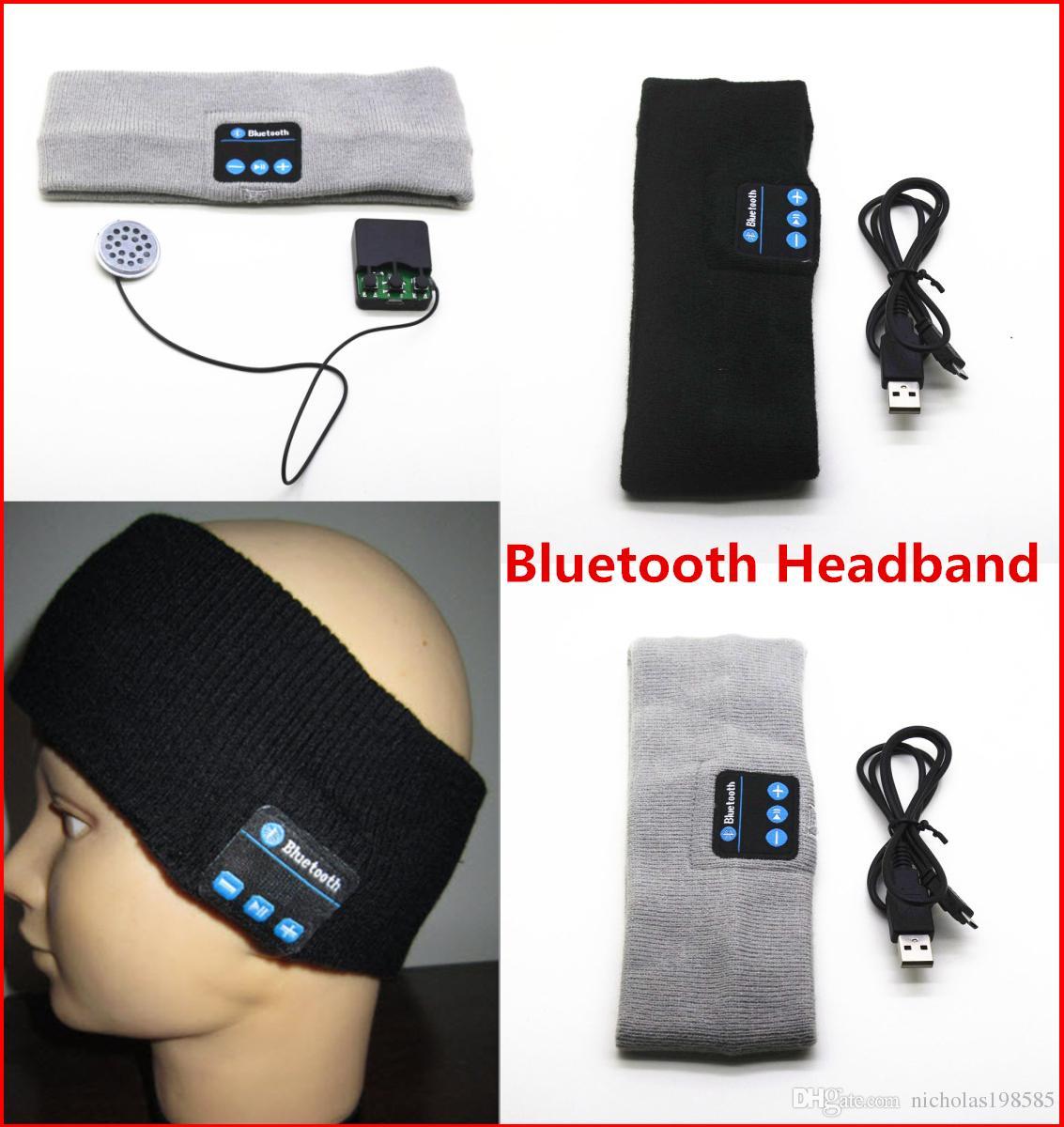 Gym headphones wireless waterproof - wireless headband headphones