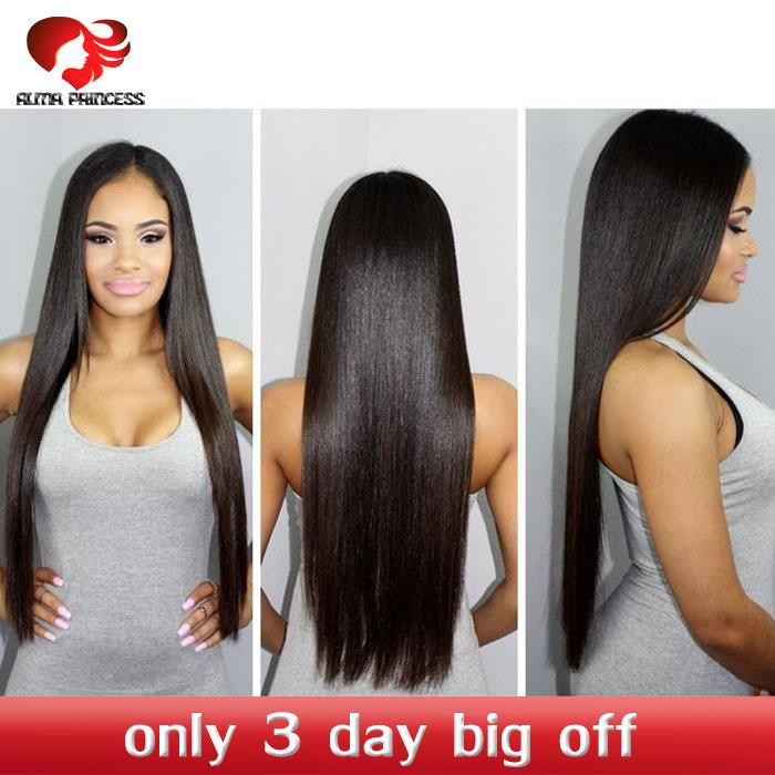 Remarkable Qingdao Grade 7A Brazilian Virgin Straight Hair Weave 3Bundle Hairstyles For Men Maxibearus