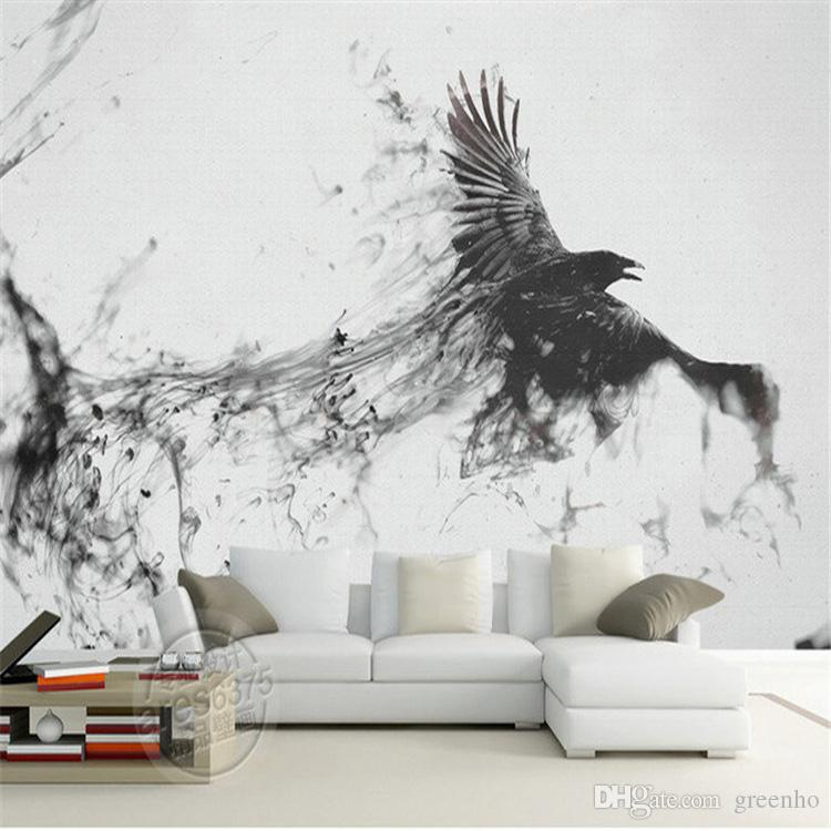Game of thrones photo wallpaper custom 3d large wall mural for Decoration murale game of thrones