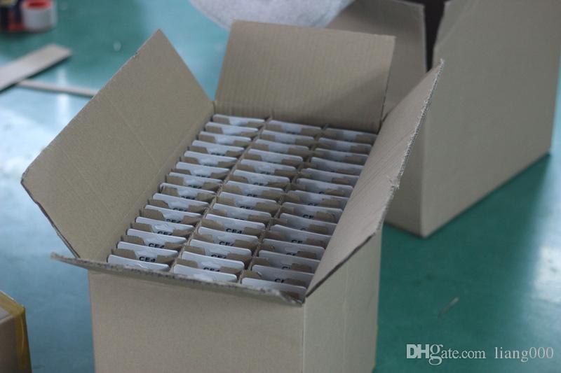 Electronic cigarette smoking cessation device