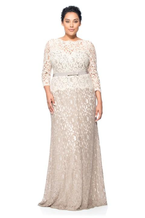 Plus Size Evening Dress for Wedding_Evening Dresses_dressesss
