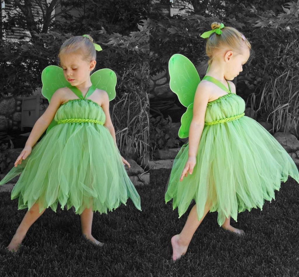 Seductive Butterfly Little Girls Dress Flowers Girl Event Dress ...