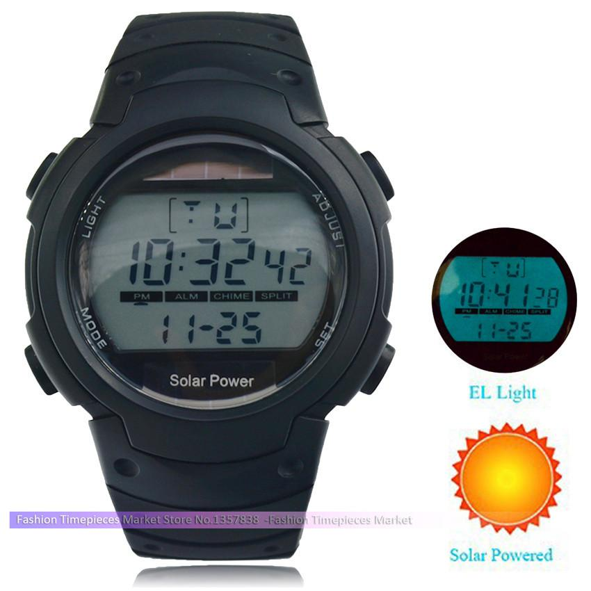 2017 2015 new arrival watch solar energy digital watch men s see larger image
