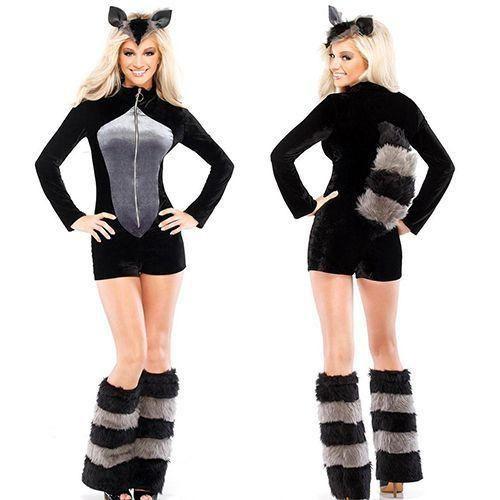 Squirrel Suit Costume New Sexy Squirrel Suit