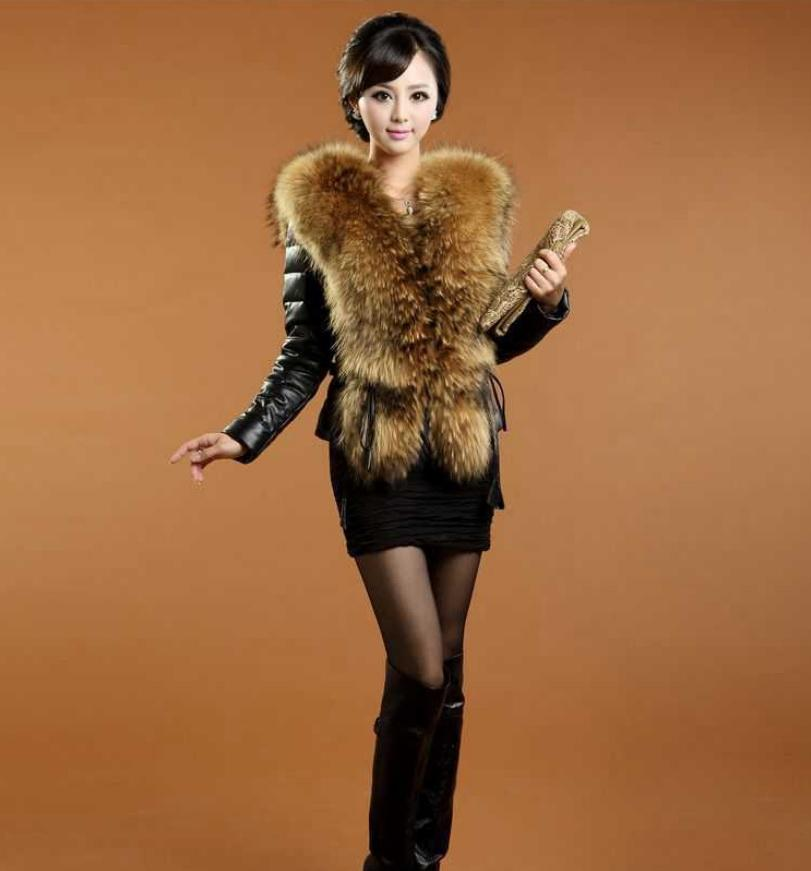 2018 Hot Selling High Quality New New Short Fur Coat ...