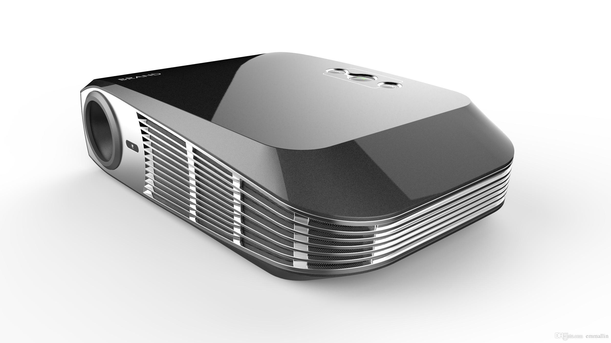 Ovtech mini smart projector android quad core protable dlp for Mini smart projector