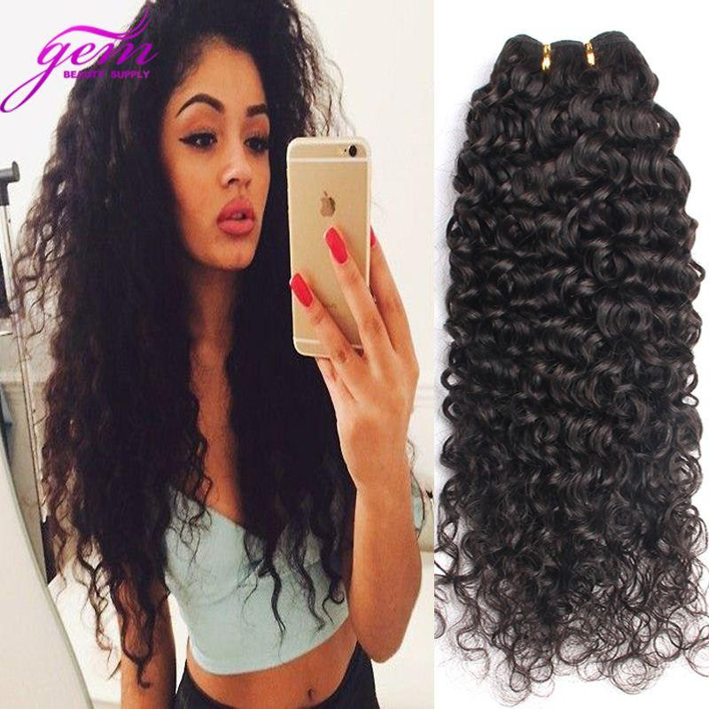 Virgin Remy Hair Beauty Supply Styling Hair Extensions