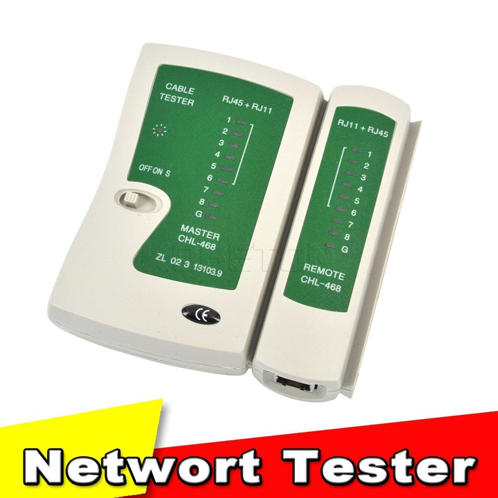 2015 Rj45 Rj11 Cat5 Cat6 Lan Cable Tester Handheld Network Cable ...