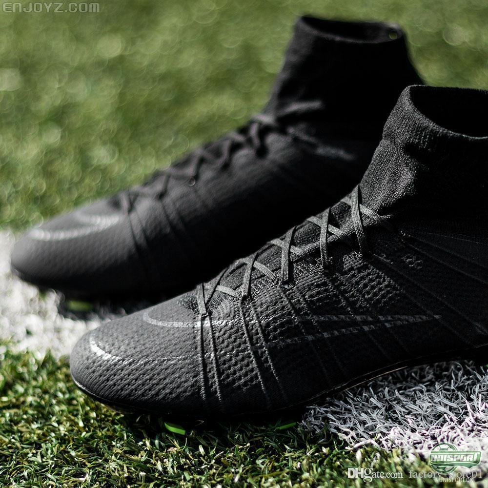 all black mercurial superfly