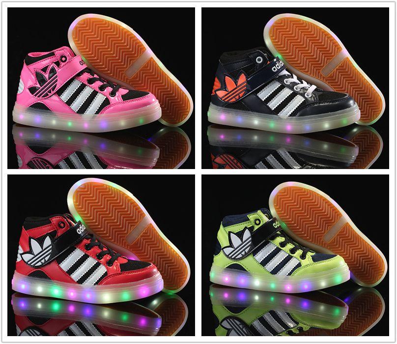 adidas superstar led schoenen