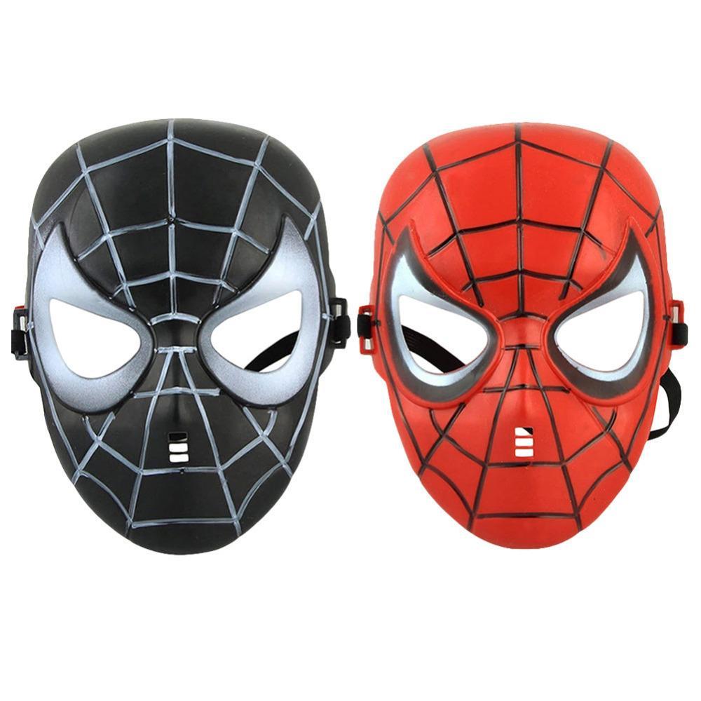 Newest Hot Spiderman Mask Halloween Christmas Party Masks Black ...