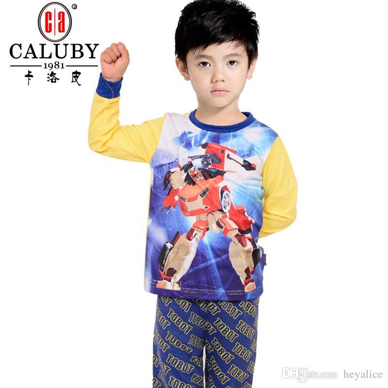 Cute Boys Pajamas Breeze Clothing