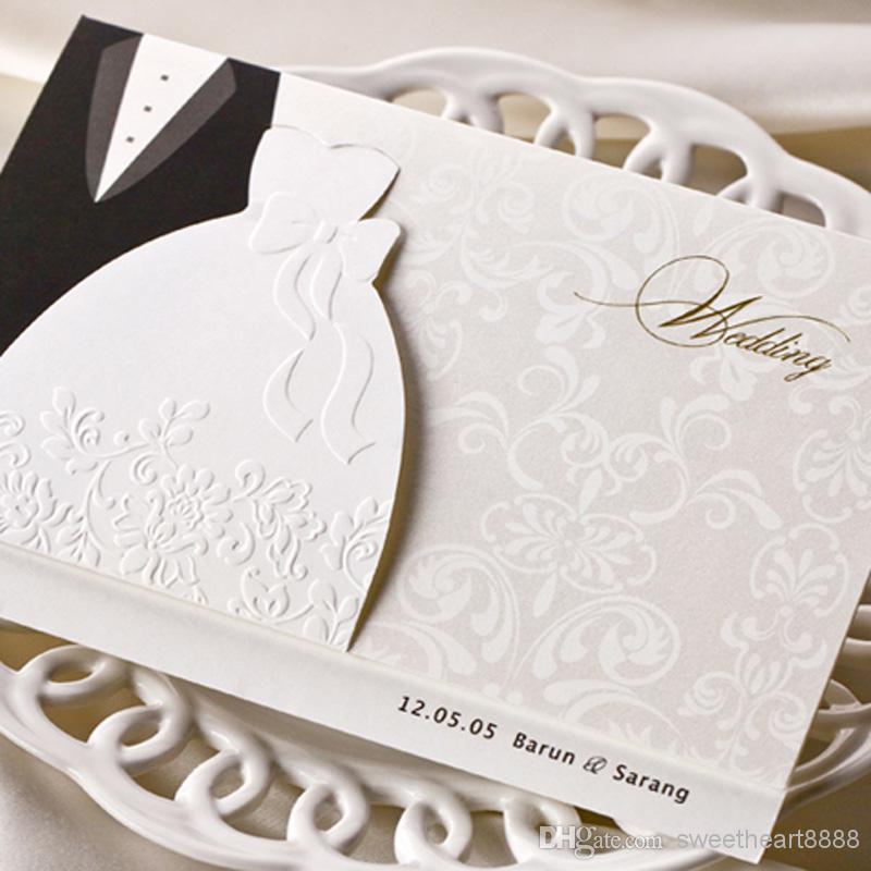 New Personalized & Customized Printing Wedding Invitations ...