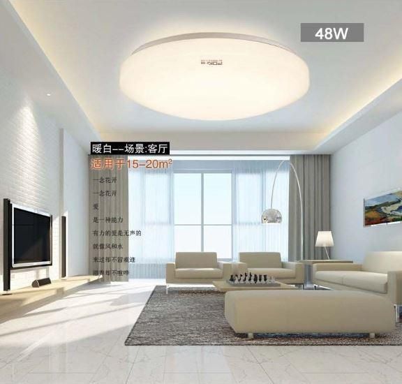 Wohnzimmer und Kamin moderne wohnzimmer leuchten : Deckenlampe Schlafzimmer Led ~ DiGriT.cOm for .