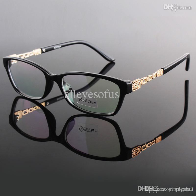 Women s Glasses Frame Size : Brand Design Tortoise Glasses Frame Women for Prescription ...
