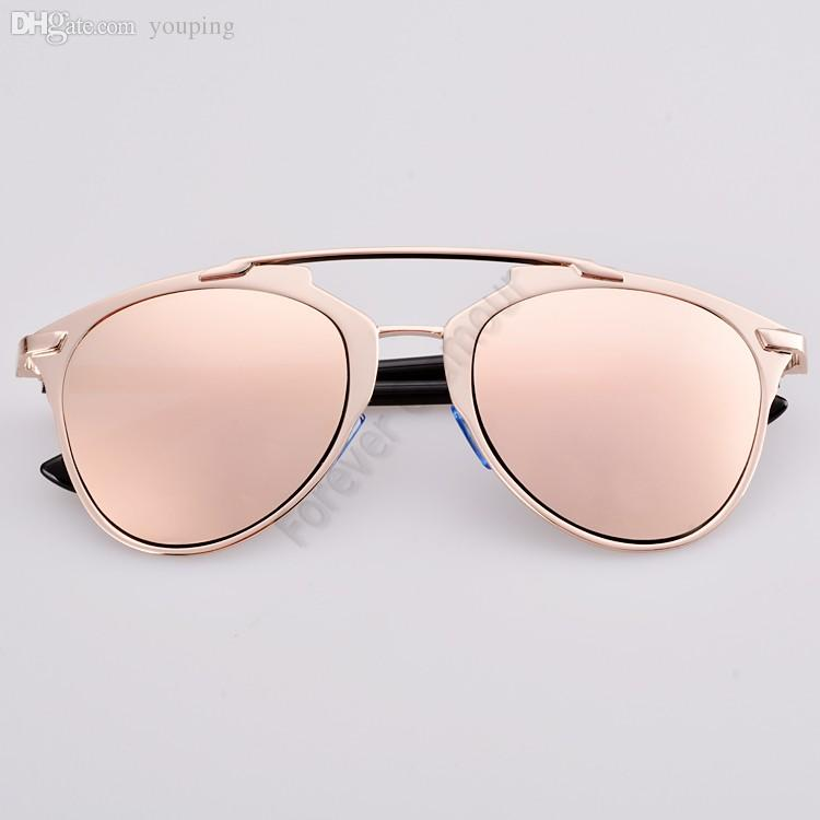 Wholesale-Fashion 2016 Summer Women Lunettes de soleil Brand New Designer Lady W