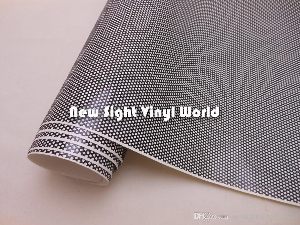2017 Car Graphics Spi Vision Perforated Mesh Film